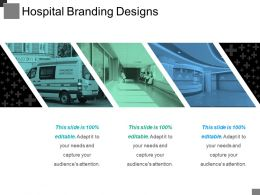 Hospital Branding Designs Powerpoint Templates