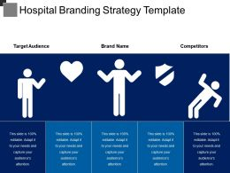 Hospital Branding Strategy Template Powerpoint Ideas