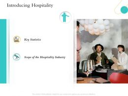 Hospitality Management Industry Overview Introducing Hospitality Key Statistics Ppts Tips