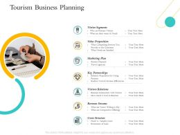 Hospitality Management Industry Tourism Business Planning Visitors Relations Ppts Tips