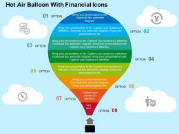 hot_air_balloon_with_financial_icons_flat_powerpoint_design_Slide01