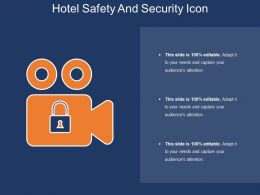 Hotel Safety And Security Icon1