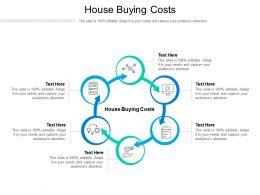 House Buying Costs Ppt Powerpoint Presentation Portfolio Design Ideas Cpb