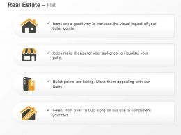House Sold Apartment Real Estate Ppt Icons Graphics