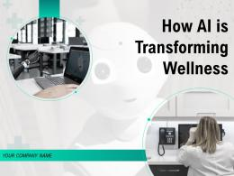 How AI Is Transforming Wellness Powerpoint Presentation Slides