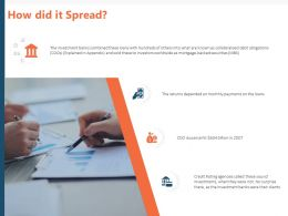 How Did It Spread Ppt Powerpoint Presentation Styles Skills