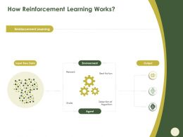 How Reinforcement Learning Works Best Action Ppt Powerpoint Presentation Model Deck