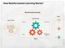 How Reinforcement Learning Works Selection Ppt Powerpoint Presentation Visual Aids Ideas