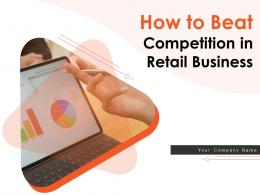 How To Beat Competition In Retail Business Powerpoint Presentation Slides