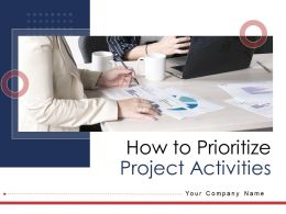 How To Prioritize Project Activities Powerpoint Presentation Slides