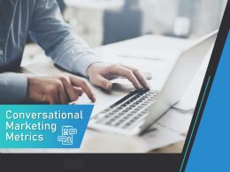 How Use Bots Your Business Marketing Conversational Marketing Metrics Ppt Powerpoint Files