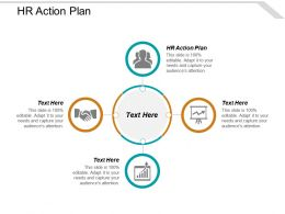Hr Action Plan Ppt Powerpoint Presentation Slides Vector Cpb
