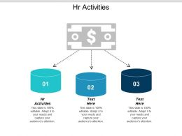 Hr Activities Ppt Powerpoint Presentation Gallery Guidelines Cpb
