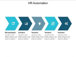 HR Automation Ppt Powerpoint Presentation Professional Show Cpb