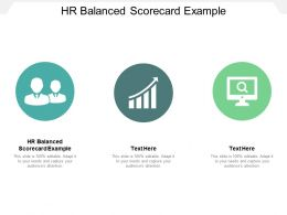 HR Balanced Scorecard Example Ppt Powerpoint Presentation File Guidelines Cpb