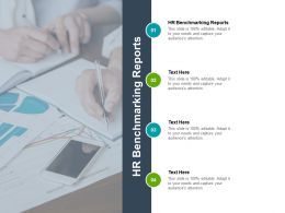 HR Benchmarking Reports Ppt Powerpoint Presentation Outline Smartart Cpb