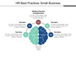 Hr Best Practices Small Business Ppt Powerpoint Presentation Gallery Layout Ideas Cpb