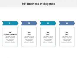HR Business Intelligence Ppt Powerpoint Presentation Layouts Inspiration Cpb