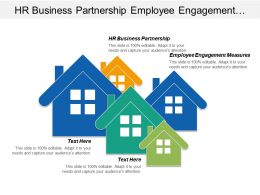 Hr Business Partnership Employee Engagement Measures Forecasting Process Cpb