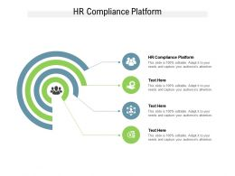 HR Compliance Platform Ppt Powerpoint Presentation Model Example File Cpb