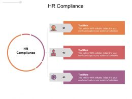 HR Compliance Ppt Powerpoint Presentation Ideas Background Designs Cpb