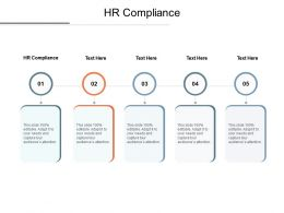HR Compliance Ppt Powerpoint Presentation Show Mockup Cpb