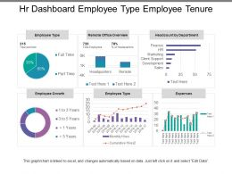Hr Dashboard Employee Type Employee Tenure