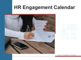 HR Engagement Calendar Business Cultural Development Events Team Building
