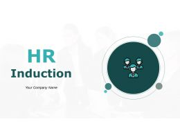 Hr Induction Powerpoint Presentation Slides