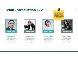 Hr Induction Powerpoint Presentation Slides