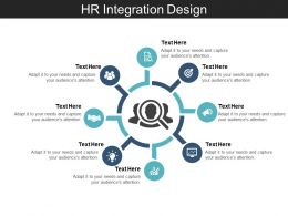 Hr Integration Design Powerpoint Slide Backgrounds