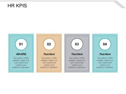 Hr Kpis Ppt Powerpoint Presentation Styles Backgrounds Cpb