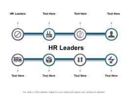 HR Leaders Ppt Powerpoint Presentation Show Clipart Images Cpb