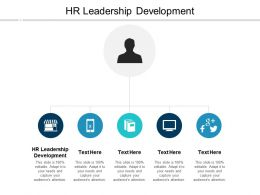 HR Leadership Development Ppt Powerpoint Presentation Summary Elements Cpb