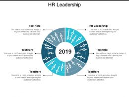 Hr Leadership Ppt Powerpoint Presentation Infographics Show Cpb