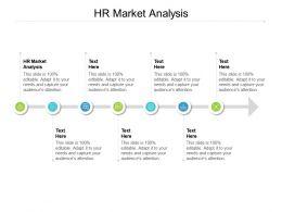 HR Market Analysis Ppt Powerpoint Presentation Styles Elements Cpb