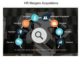 HR Mergers Acquisitions Ppt Powerpoint Presentation Infographic Template Graphics Cpb
