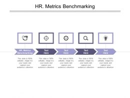Hr Metrics Benchmarking Ppt Powerpoint Presentation Pictures Introduction Cpb