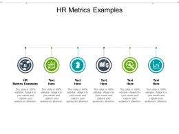 HR Metrics Examples Ppt Powerpoint Presentation Infographic Template Graphic Images Cpb