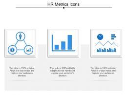 Hr Metrics Icons