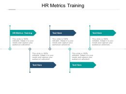 HR Metrics Training Ppt Powerpoint Presentation File Graphic Images Cpb