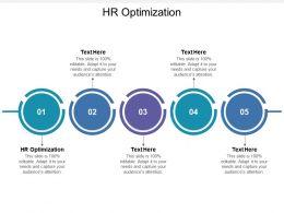 HR Optimization Ppt Powerpoint Presentation File Layout Ideas Cpb