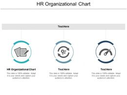 HR Organizational Chart Ppt Powerpoint Presentation Ideas Example File Cpb