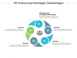 HR Outsourcing Advantages Disadvantages Ppt Powerpoint Presentation Show Layouts Cpb