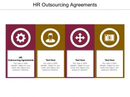 HR Outsourcing Agreements Ppt Powerpoint Presentation Show Portfolio Cpb