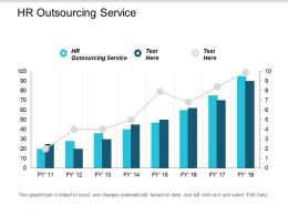 Hr Outsourcing Service Ppt Powerpoint Presentation Infographic Template Backgrounds Cpb