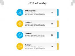 Hr Partnership Ppt Powerpoint Presentation Infographics Format Ideas Cpb