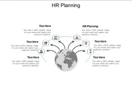 Hr Planning Ppt Powerpoint Presentation Pictures Diagrams Cpb