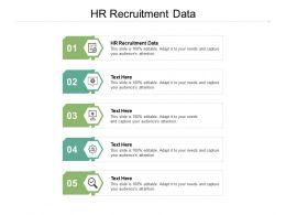 HR Recruitment Data Ppt Powerpoint Presentation Summary Master Slide Cpb