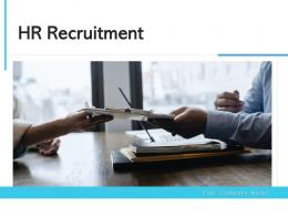 HR Recruitment Strategic Infrastructure Experience Analytics Target Leads